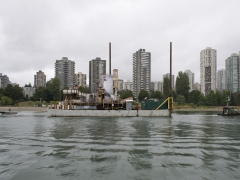 13 barge moving september west end